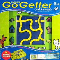 GoGetter Classic: Cat & Mouse