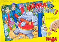 Hoppla Elefant! (Hoepla, Olifant!)