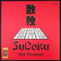 SuDoku: Het Bordspel