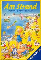 Am Strand (Gesehen - gemerkt - gewonnen!)