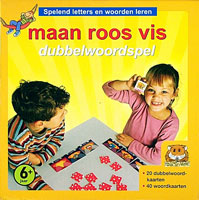 Maan Roos Vis: Dubbelwoordspel