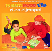 Maan Roos Vis: Ri-Ra-Rijmspel