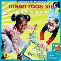 Maan Roos Vis: Klank-zoekspel