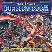 Talisman (Third Edition): Dungeons of Doom