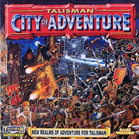 Talisman (Third Edition): City of Adventure