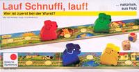 Lauf Schnuffi, lauf!