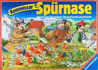 Kommissar Spürnase
