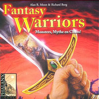 Fantasy Warriors: Monsters, Mythe en Chaos!