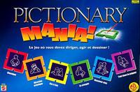 Pictionary Mania! (20 ans après le premier Pictionary)