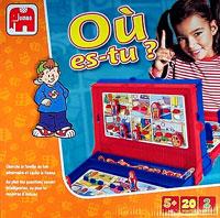 Où es-tu?