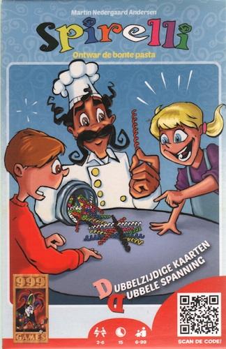 Spirelli (Ontwar de bonte pasta)