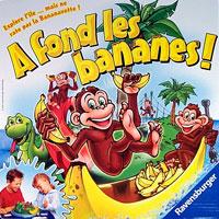A fond les bananes