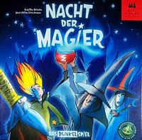 Nacht der Magier (Nacht van de Tovenaars)