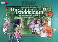 Twiddeldum: Die verrückte Fotoreise mit Alice ins Wunderland