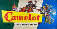 Camelot: The Battle game of Knights and Men