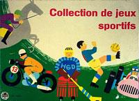 Collection de jeux sportifs