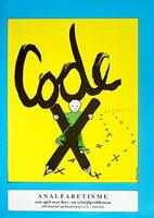 Code X - Analfabetisme (Een spel over lees- en schrijfproblemen)