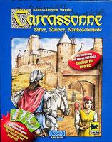 Carcassonne: Ritter, Räuber, Ränkeschmiede (PC)