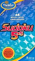 Sudoku: 5x5
