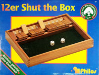 12er Shut the Box (1-12)