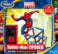 Spider-Man Tipover - Crate Game