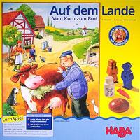 Auf dem Lande - Vom Korn zum Brot (Op het platteland)