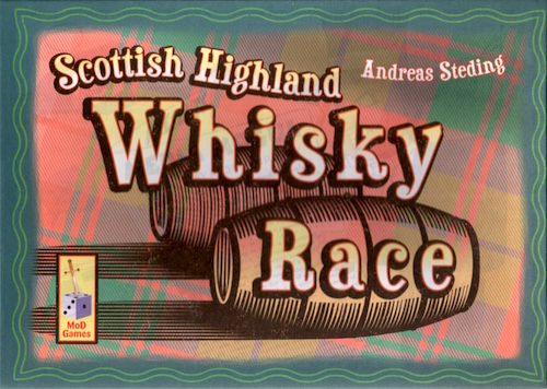 Scottish Highland Whiskey Race