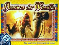 Heersers der Woestijn