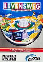 Levensweg: Wereldroem-editie (Reisspel)