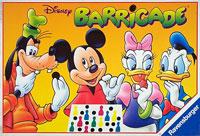 Barricade Disney