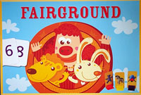 Fairground (Ordening numbers to 99)