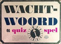Wachtwoord: Quiz spel