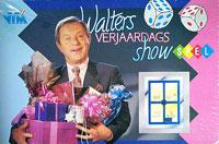 Walters verjaardagsshow Spel