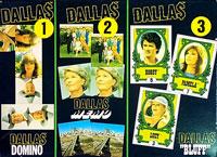 """Dalla$ (Dallas) - Domino, Memo & """"Bluff"""""""