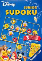 Disney: Sudoku Junior