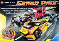 Lego: Racers - Grand Prix - Het flitsende autorace-spel