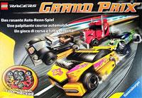 Lego: Racers - Grand Prix - Une palpitante course automobile