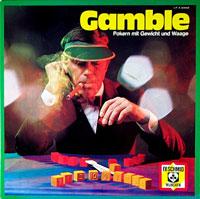 Gamble - Pokern mit Gewicht und Waage