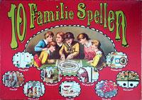 10 Familie Spellen