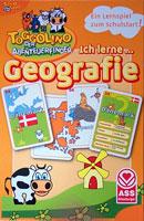 Toggolino Der Abenteuerfinder: Ich lerne Geografie