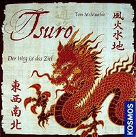 Tsuro - Der Weg ist das Ziel