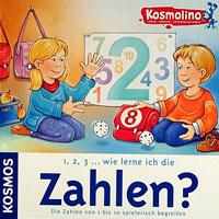 1, 2, 3... wie lerne ich die Zahlen?