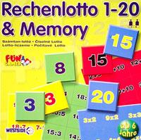 Rechenlotto 1-20 & Memory
