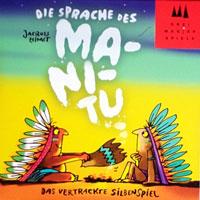 Die Sprache des Ma-Ni-Tu (De taal van de Ma-Ni-Tu)