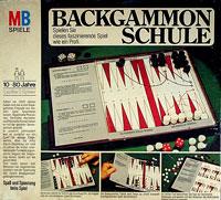 Backgammon Schule
