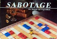 Sabotage - Die Strategie der Ungewißheit