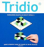 Tridio (Niveau 2 + handleiding)