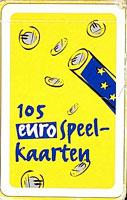 105 euro speelkaarten
