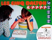 Les cinq Dalton