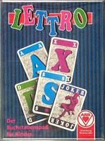 Lettro - Der Buchstabenspaß für Kinder